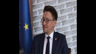 Godzina z samorządem  -   Grzegorz Gotfryd, wójt gminy Szerzyny - część druga