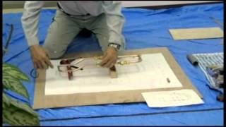 1級冷凍空気調和機器施工技能士実技練習   2013年1月