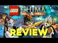 LEGO Legends of Chima: Laval's Journey (Playstation Vita) Review