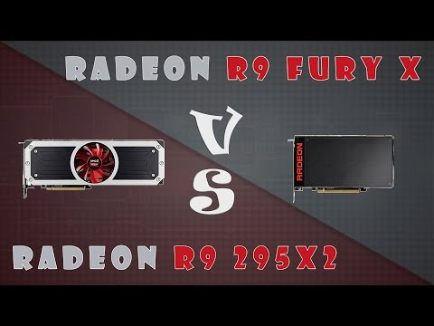 R9 Fury X Vs R9 295X2 Detailed Comparison (1080P; 1440P)