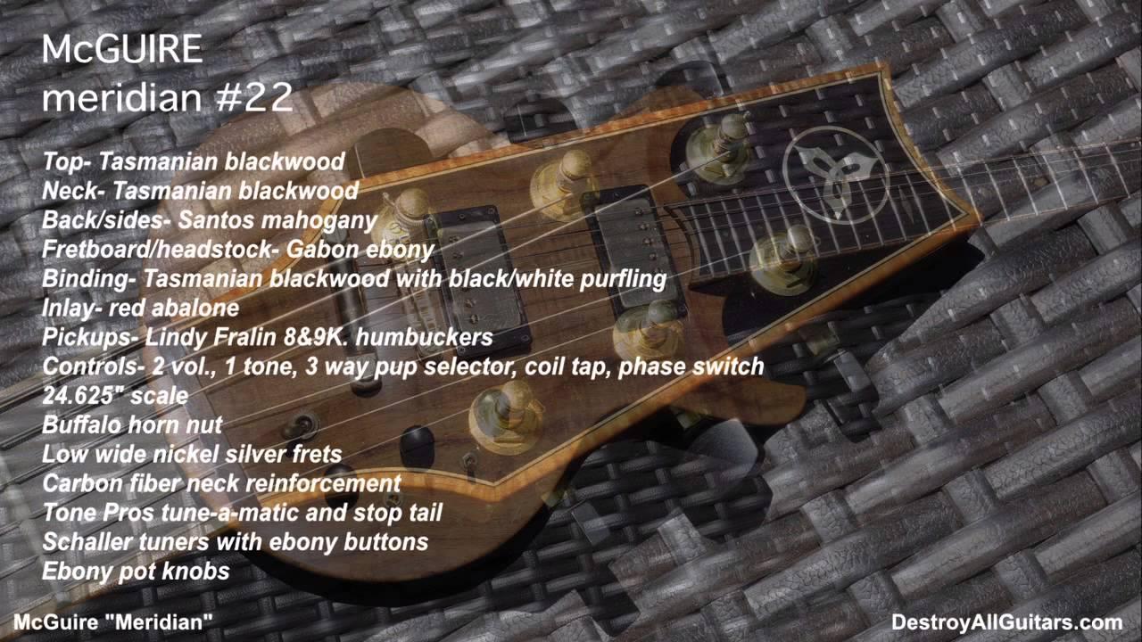 McGuire guitar!
