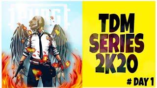 TDM SERIES 2K20 | CHADDI'S | #day1