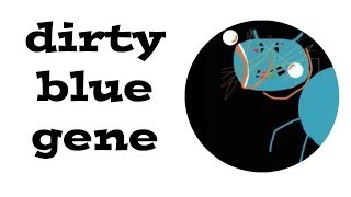 Dirty Blue Gene - Captain Beefheart Animated Music Video