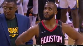 Chris Paul OFFICIALLY OUT FOR GAME 6 AGAINST WARRIORS! Injury update!