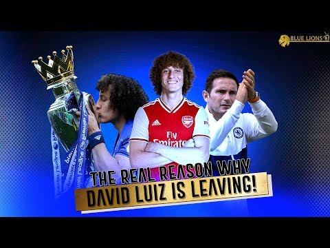 DAVID LUIZ TO ARSENAL!? - THE STORY BEHIND TODAY'S CRAZY NEWS