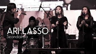 ARI LASSO - Seandainya Live At BPD DIY Alun-Alun Utara Yogyakarta