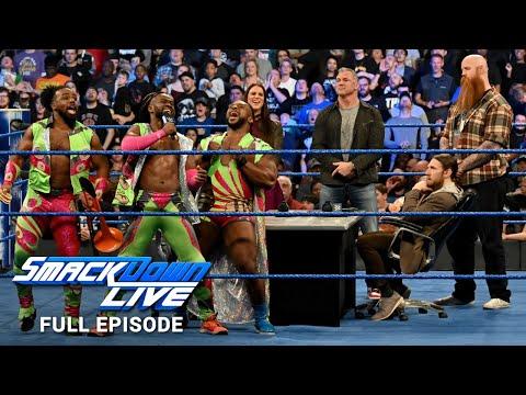 WWE SmackDown LIVE Full Episode, 26 February 2019