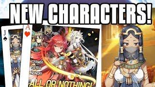 【Epic Seven】Cermia & Nonori Spoiled? Carrots Sister! thumbnail