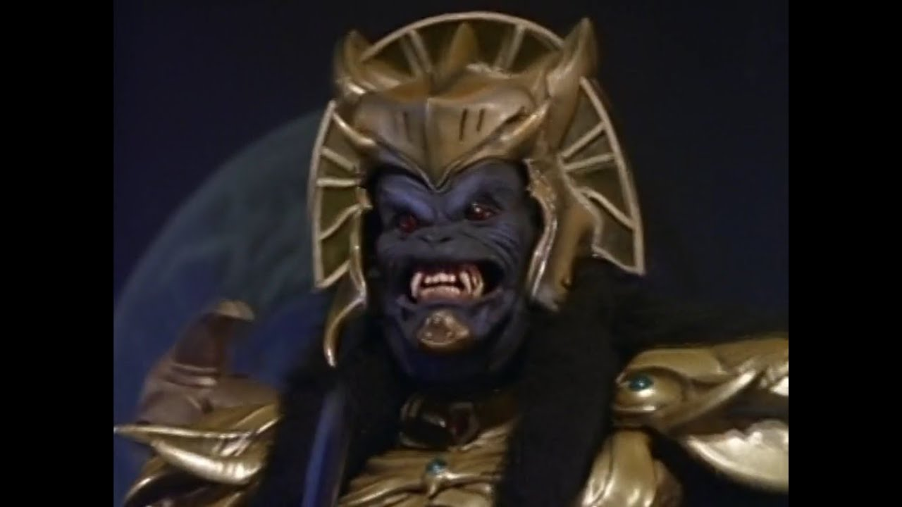 Goldar Joining Hasbro's Lightning Collection