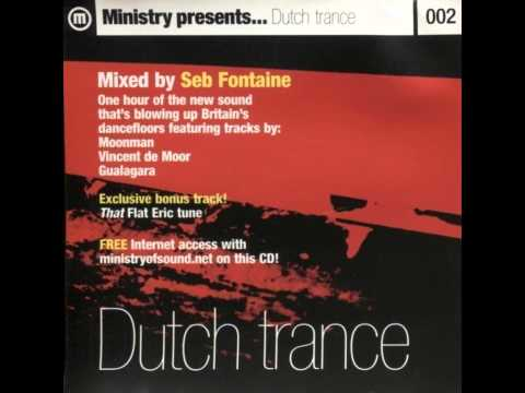 Seb Fontaine - Ministry Presents... Dutch Trance