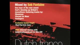 Video Seb Fontaine - Ministry Presents... Dutch Trance download MP3, 3GP, MP4, WEBM, AVI, FLV Agustus 2017