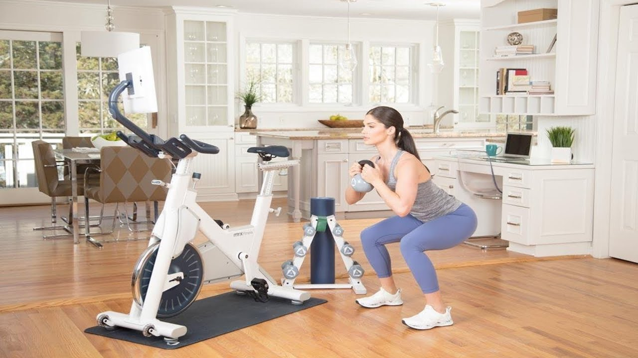 Myxfitness Is The Latest Company To Launch An On Demand At Home
