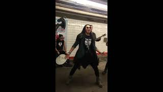 The HU - Wolf Totem (Subway Pop Up Show)