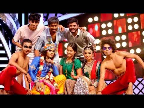 D3 D 4 Dance I Ep 109 - The pairs are...