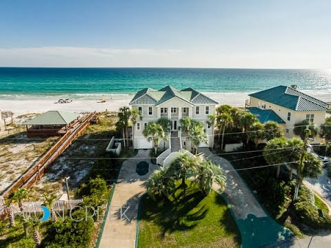 Miramar Beach Florida 7br Gulf Front