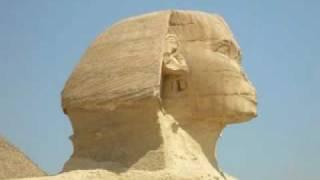 egypt 2007 giza pyramids and the sphinx