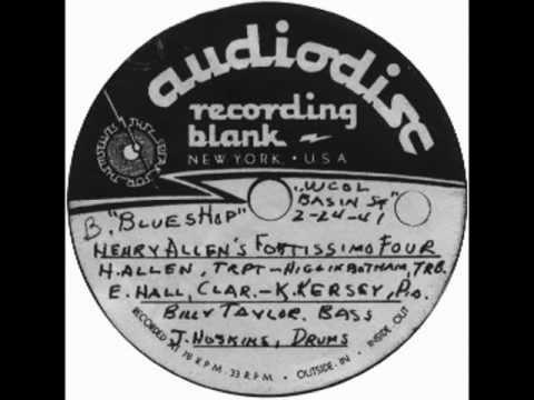 Henry Red Allen 1941 CarnegieHall - Digga Digga Doo w. Higginbotham + Ed Hall (audio)