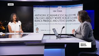 Scaramucci's uncensored rant