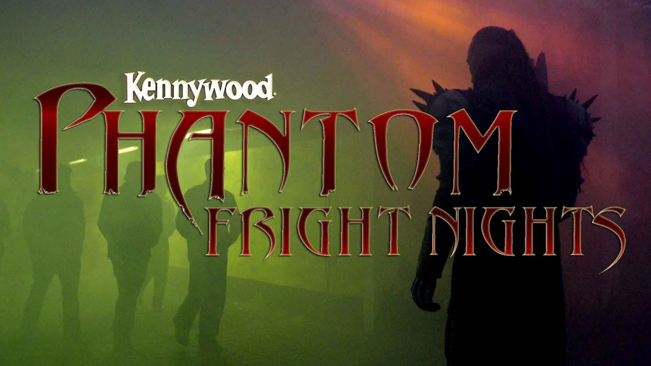 Image result for kennywood fright night