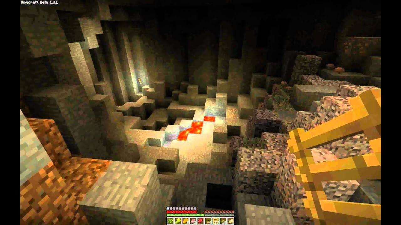 Minecraft Adventure Map - Pyramid Adventure #01