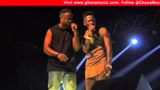 Shatta Wale - Performs Dancehall