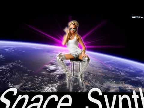 Space Synth mix vol 1  DJ KARRL  2013.