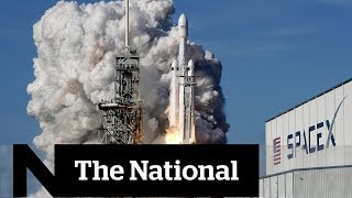 What does SpaceX's Falcon Heavy launch mean for the future of spaceflight? | The Question