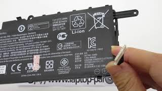 HP PL02XL,HSTNN-DB6B,Pavilion 11 X360 Computer batteries,Laptop Battery