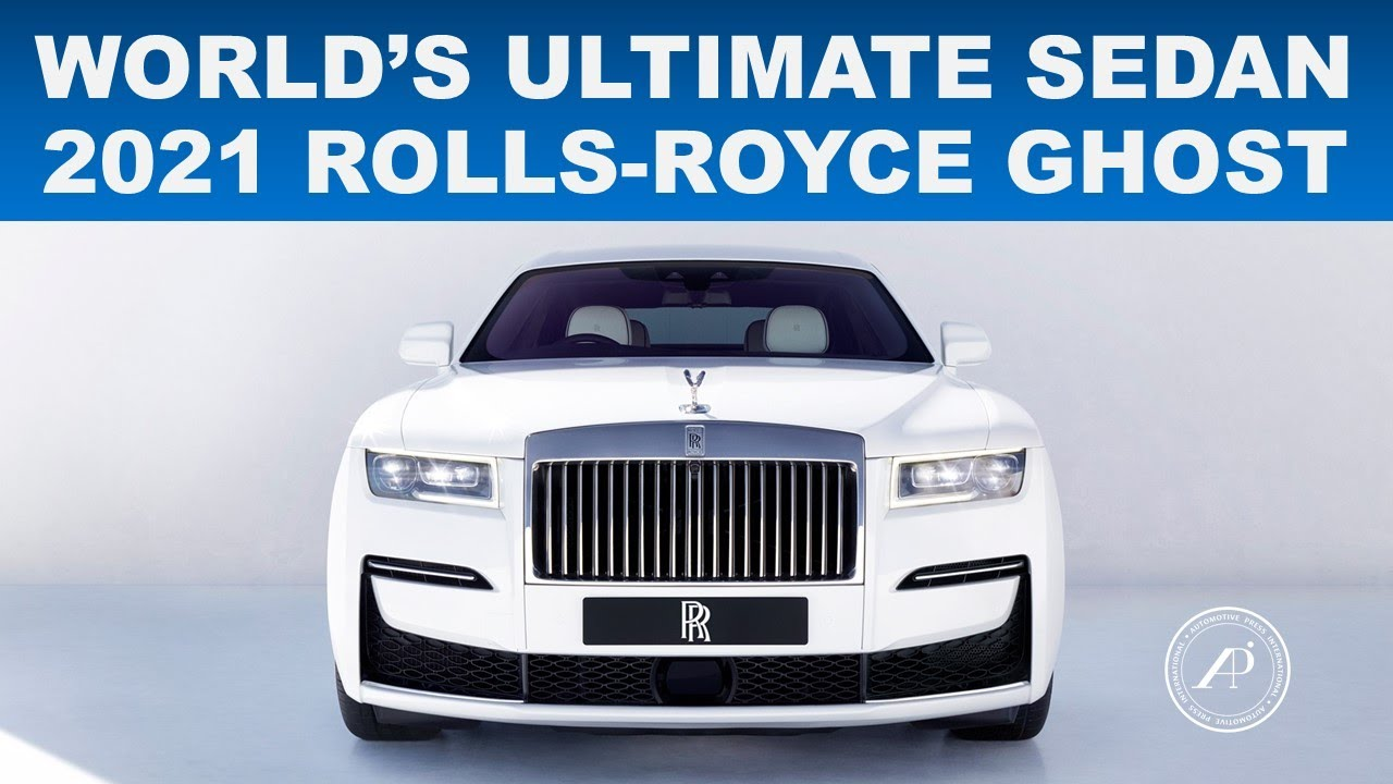 ENGINEER'S REVIEW OF THE 2021 ROLLS-ROYCE GHOST - ULTRA LUXURY CAR THAT LEXUS WILL NEVER PRODUCE