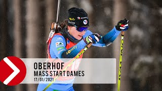 MASS START DAMES - OBERHOF 2021