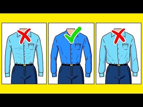 12 Правил Стиля, Которые Должен Знать Каждый Мужчина