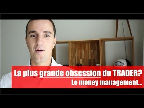 La plus grande obsession du trader? Le money management?