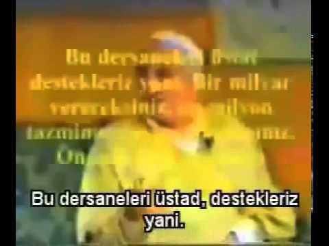 Fethullah Gülen`in şok Edici Gizli Kasedi