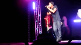 "Diggy Simmons - ""4 Letter Word"" (LIVE @ Carowinds)"