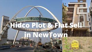 Hidco Plot & Flat sell in New Town    হিডকো প্লট ও ফ্লাট সেল ইন নিউটাউন #dreampropertyfast