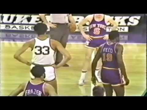 1970-71 Knicks vs. Bucks