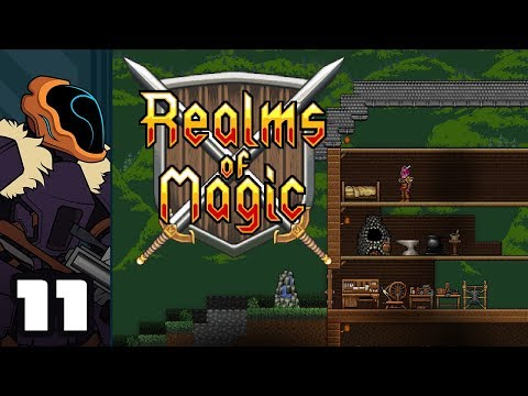 Let's Play Realms of Magic - PC Gameplay Part 11 - Assembly Line