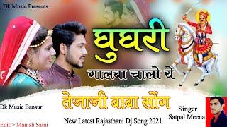 तेजाजी सॉन्ग राजस्थानी||Tejaji song||singer Satpal Meena {Dk music}