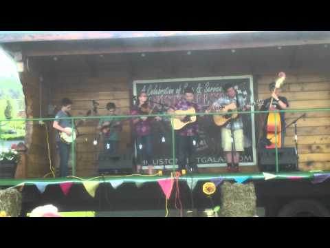 Houston's Kids On Bluegrass - Mary-Claire Hooper - Big Mon