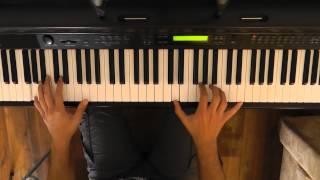 TOTO - Rosanna - Piano Cover