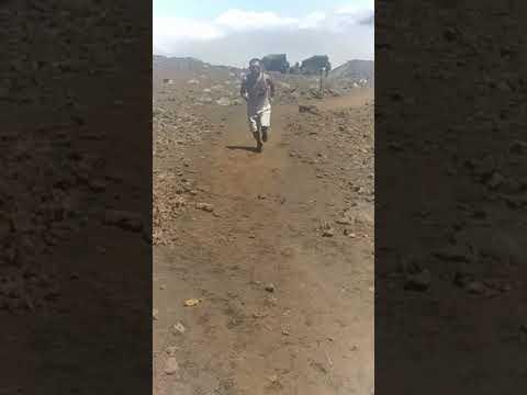 Run at Haleakala National Park