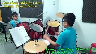 Điệu BOLERO trống jazz  Sao chưa thấy hồi âm