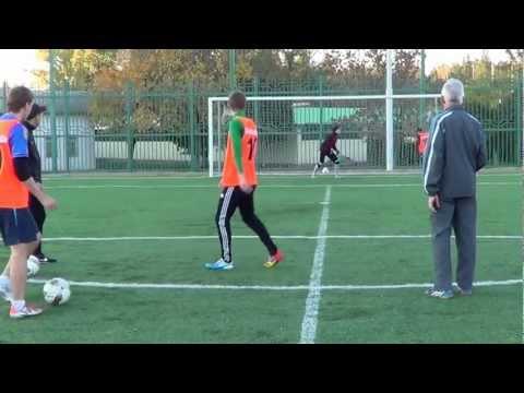 Видео уроки футбола - смотреть онлайн