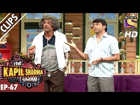 Dr. Gulati's exclusive interview on Kapil's celebrity Couch - The Kapil Sharma Show – 11th Dec 2016