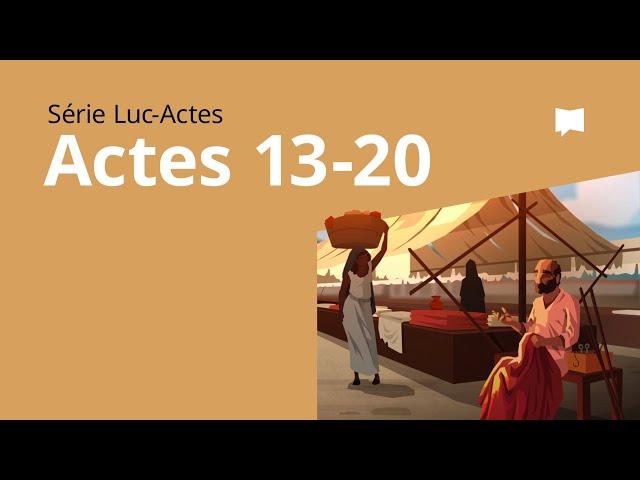 Actes Ch. 13-20