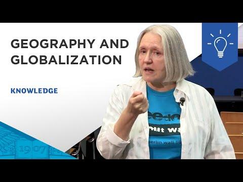 Geography and Globalization - Saskia Sassen, Professor of Sociology at Columbia