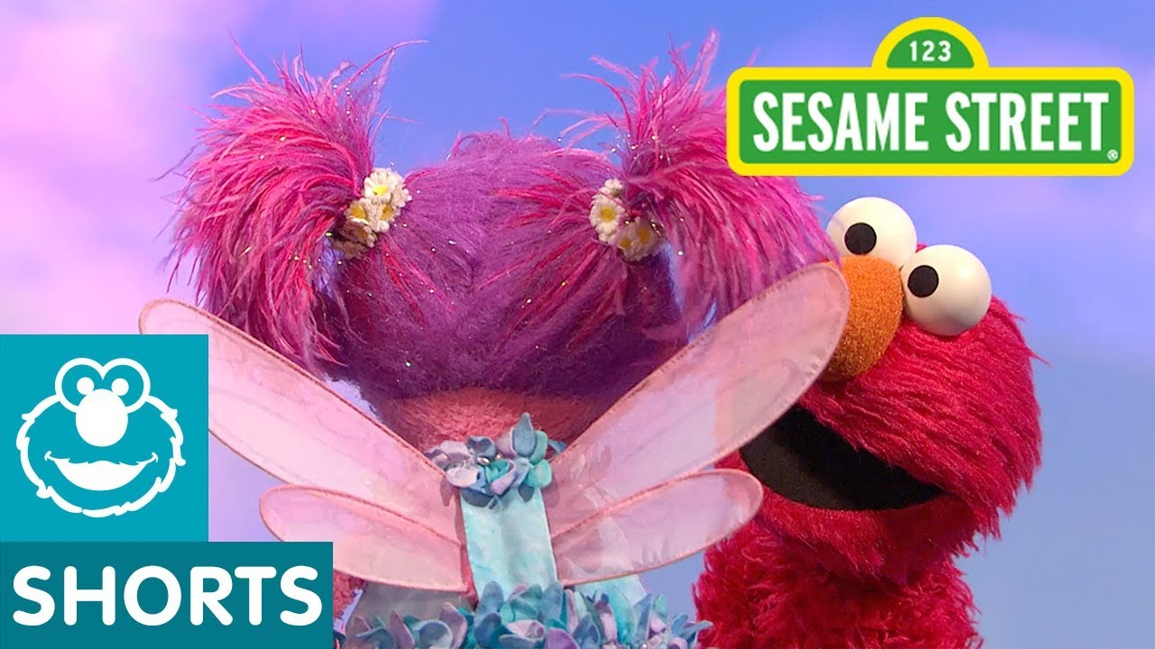 Sesame Street Elmo And Abby Teach Open And Close
