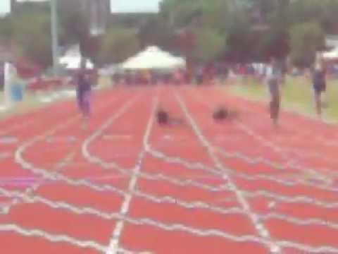 Cardinal Ritter College Prep High School 100 Meter Dash