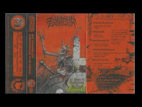 Sadistik Exekution - 30 Years of Agonizing the Dead (Cassette)