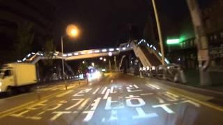 소니 액션캠 X1000V 야간영상